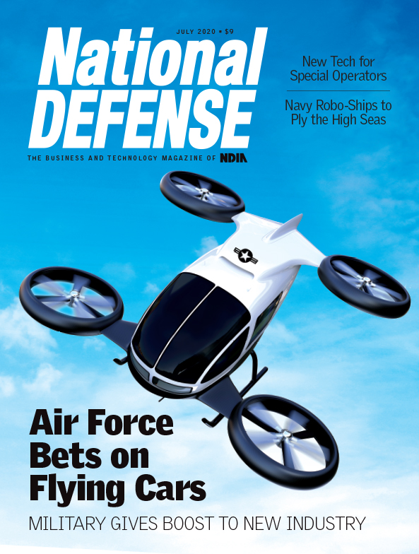 Current Issue of National Defense Magazine