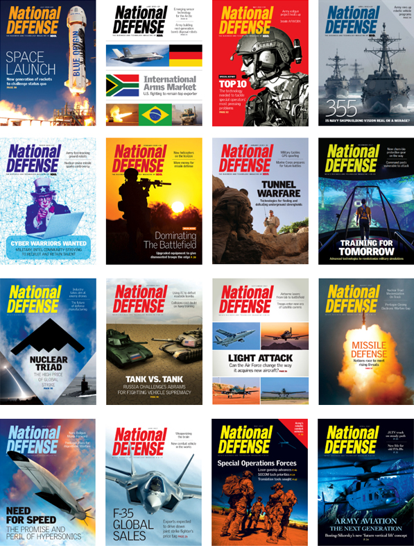 National Defense Magazine archive