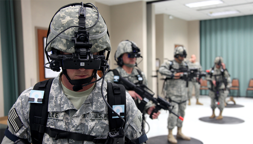 Army To Build Synthetic Training Environments