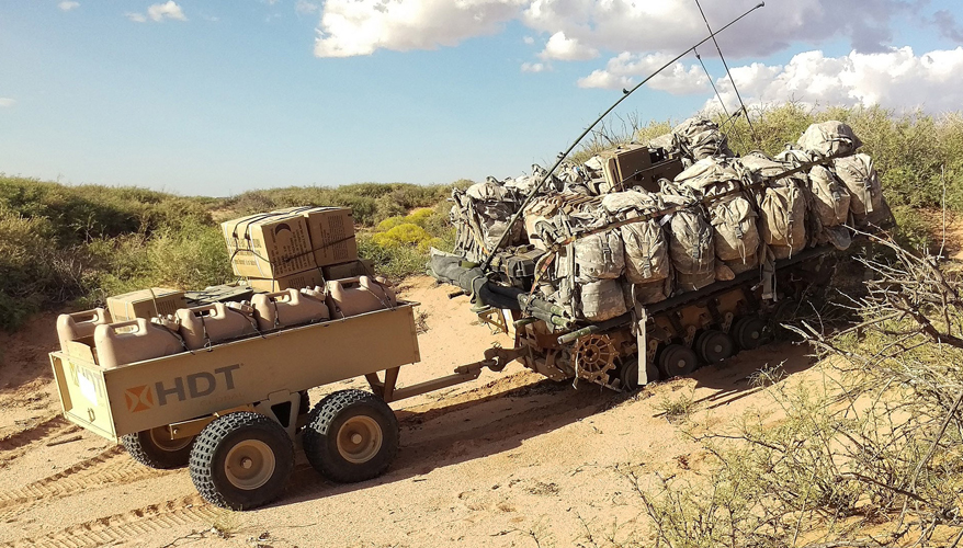Army Revamps Strategy To Acquire Robotic Mules