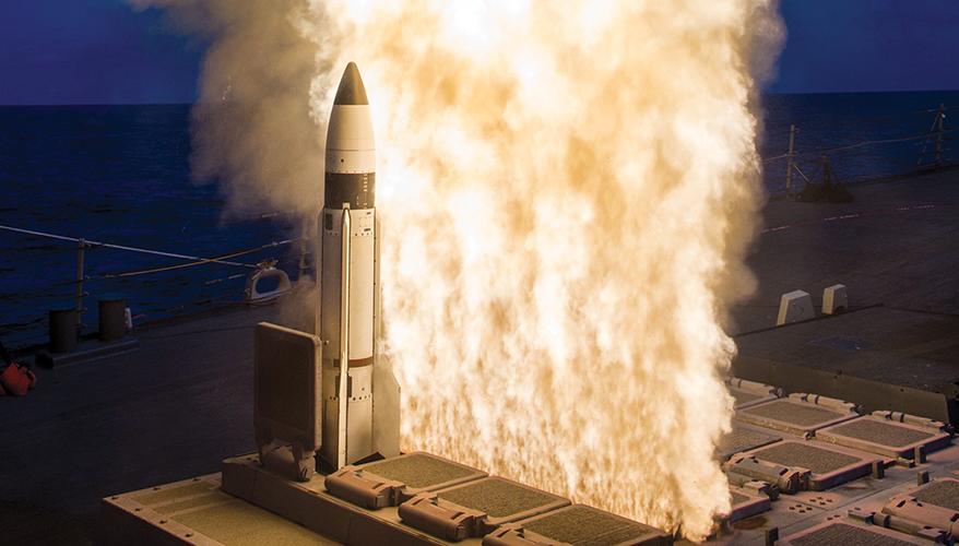Trump Boosts Missile Defense Spending Plans (nationaldefensemagazine.org)