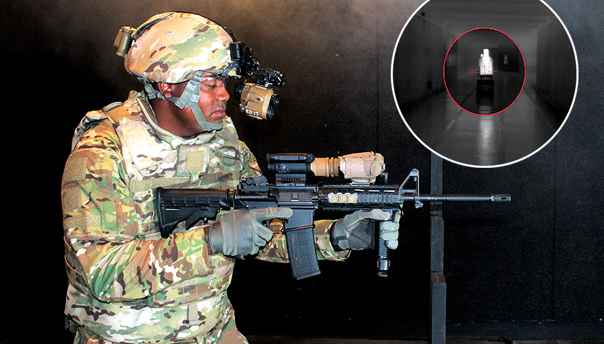 Army Introduces New Night Vision Goggles