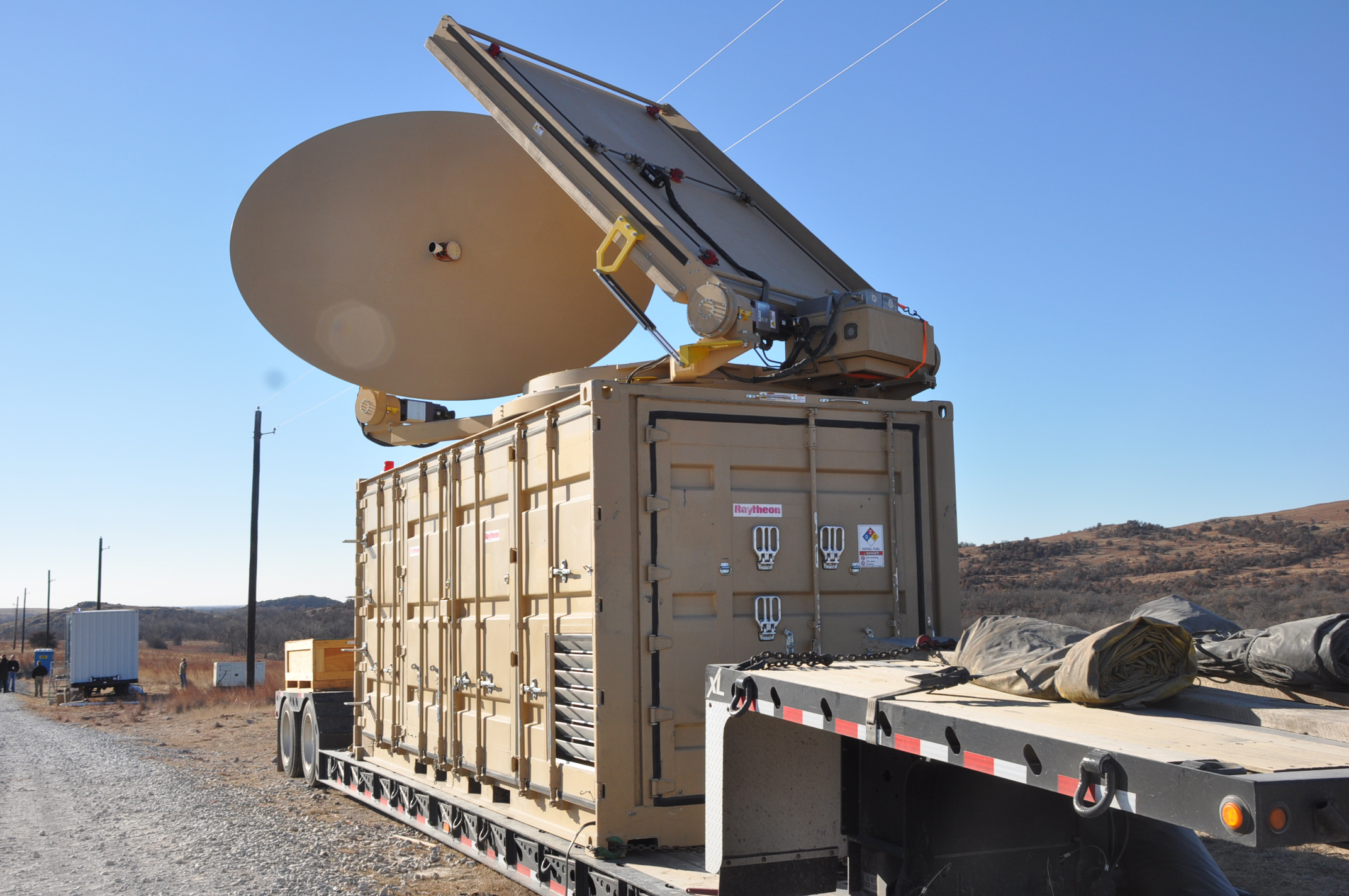 Raytheon Demonstrates Directed Energy Weapons at Army Exercise