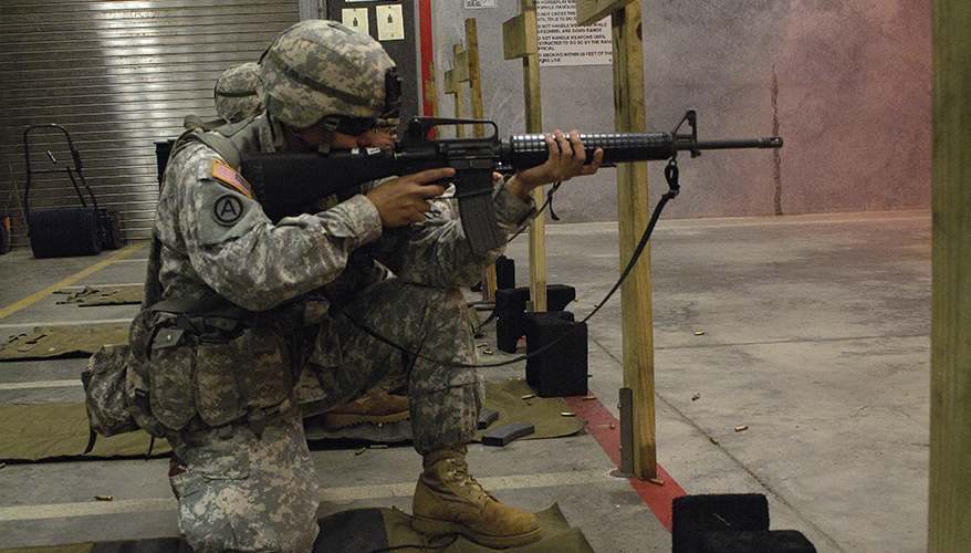 Army Serious About Fielding 6 8 Caliber Round