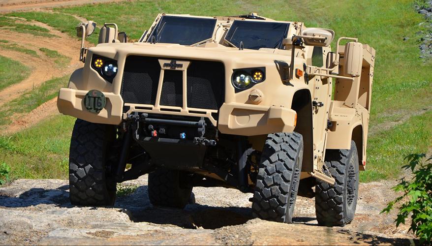 Oshkosh Defense Jltv >> Oshkosh Eyes International Customers For Jltv