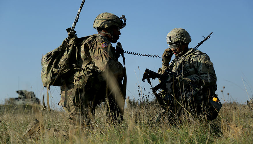 U S Military Intends to Revamp Communications Networks