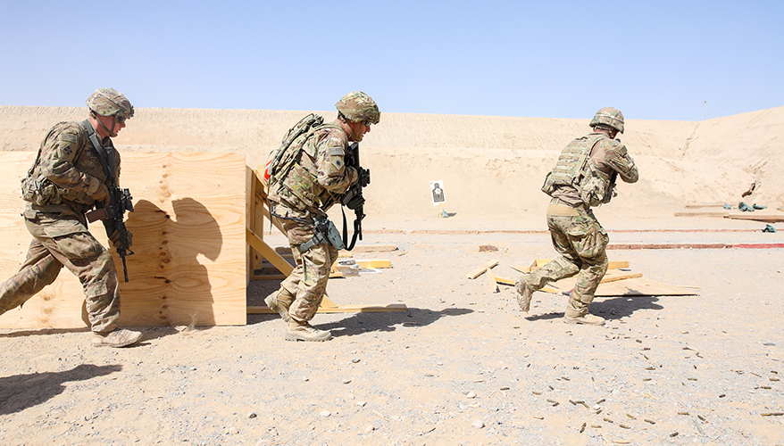 Ground Troops to Receive Lighter, Tougher Body Armor