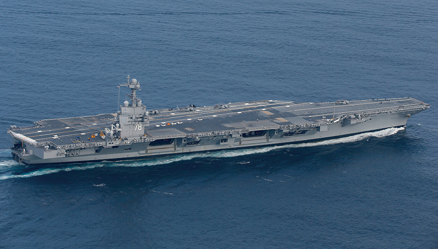 Incoming: Can Aircraft Carriers Survive Hypersonic Weapons?