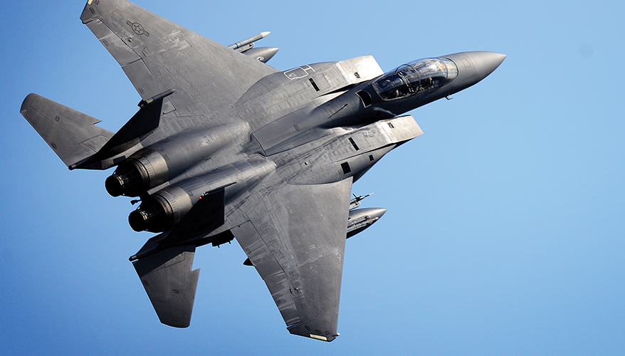 Fighting Over Fighter Jets: Pentagon Plan to Buy F-15EX