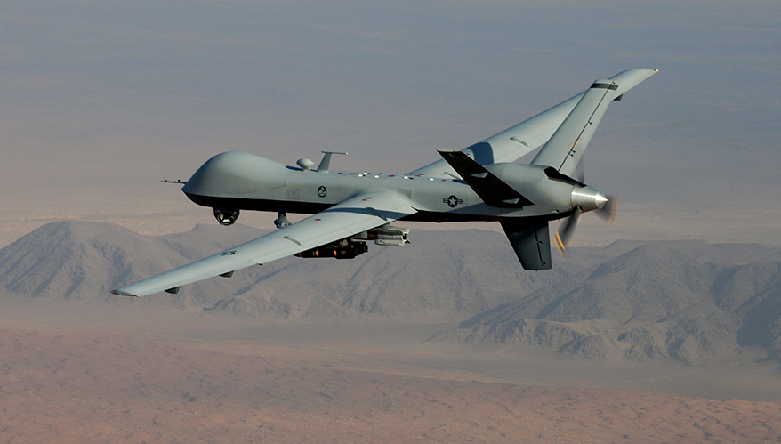 Reapers to Give Marine Corps New Set of Warfighting Tools