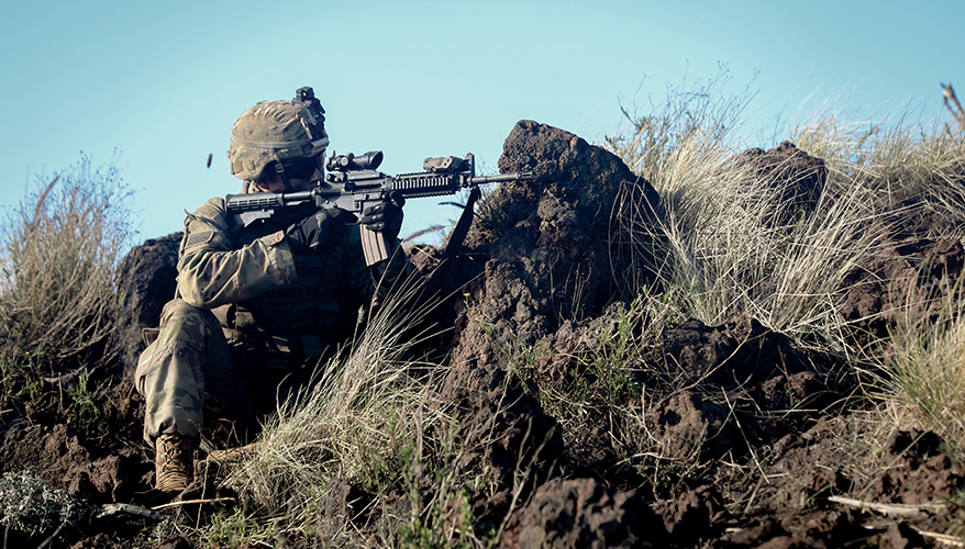 New Army Small Arms to Boost Soldier Lethality