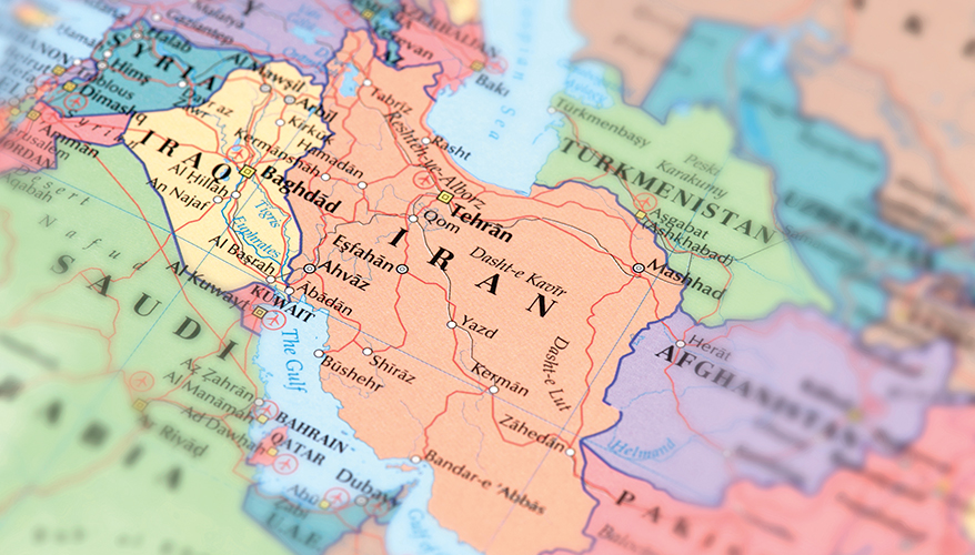 Tensions with Iran Could Impact Defense Spending