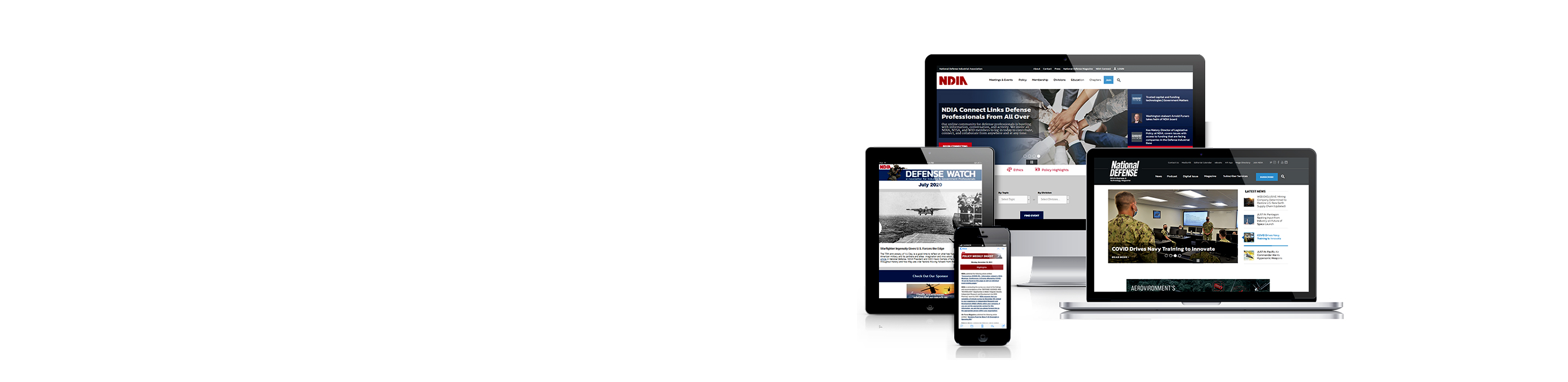 National Defense Magazine - Media Kit - Digital